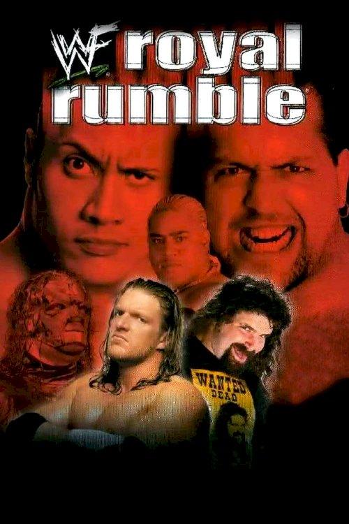 WWE Royal Rumble 2000 - Movie Poster