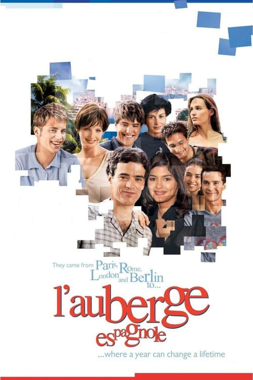 The Spanish Apartment - Movie Poster