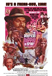 An American Hippie in Israel - Movie Poster