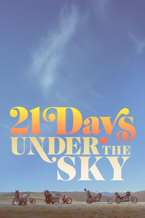 21 Days Under the Sky - Movie Poster
