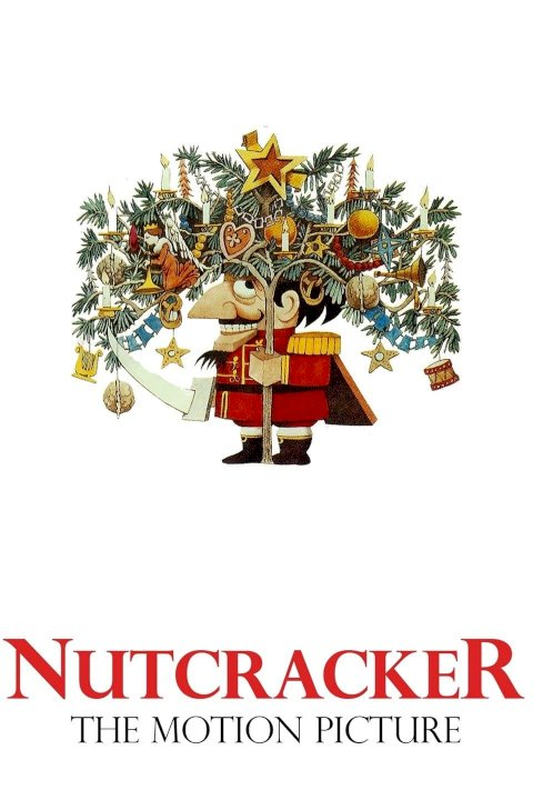 Nutcracker: The Motion Picture - Movie Poster
