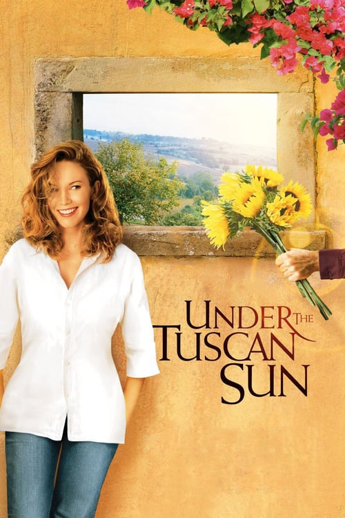Under the Tuscan Sun - Movie Poster