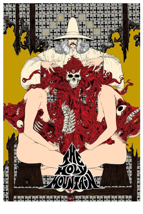 The Holy Mountain - Movie Poster