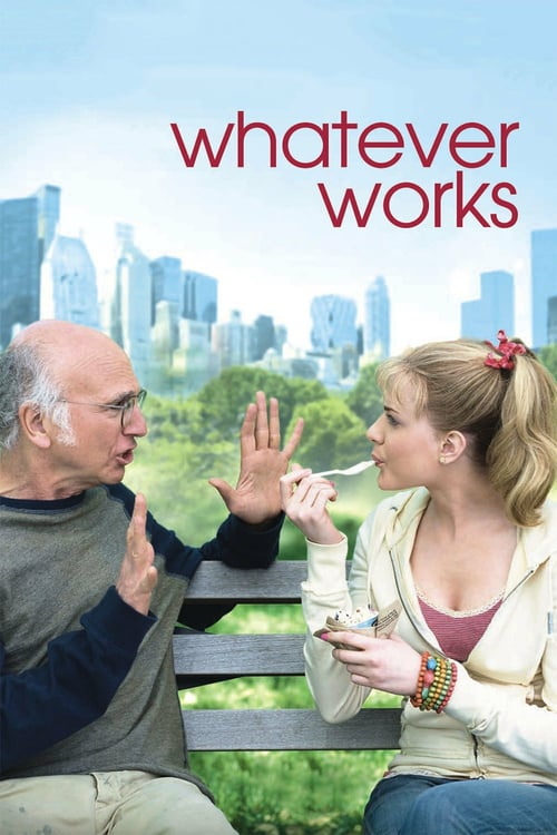 Whatever Works - Movie Poster