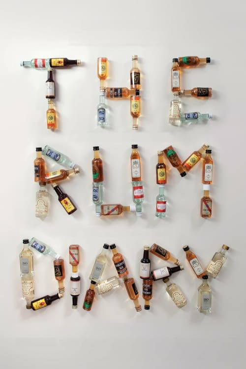 The Rum Diary - Movie Poster