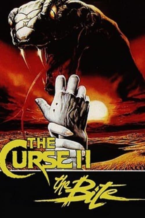 Curse II: The Bite - Movie Poster