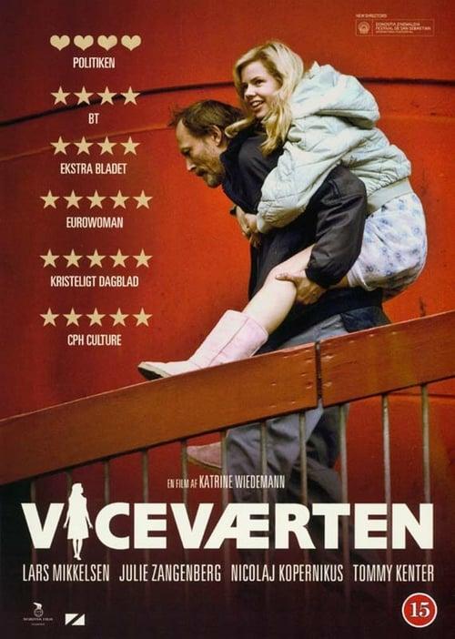 A Caretaker's Tale - Movie Poster