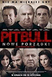Pitbull. Nowe porządki - Movie Poster
