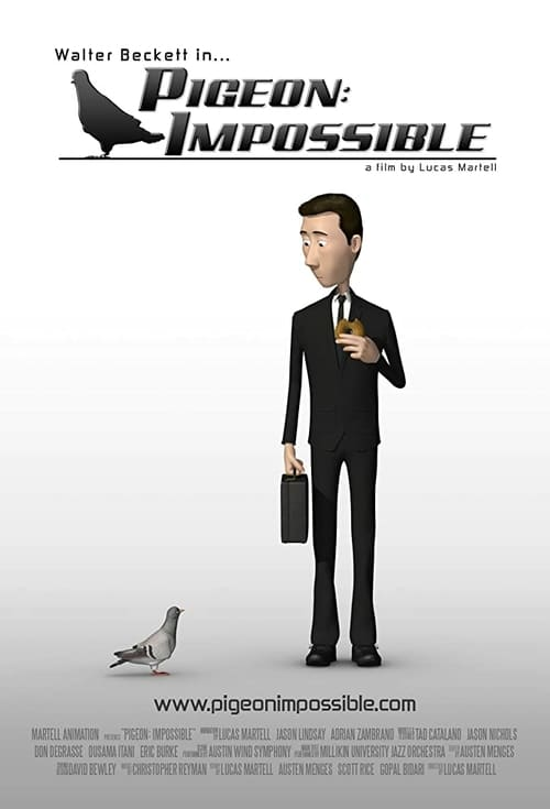 Pigeon: Impossible - Movie Poster