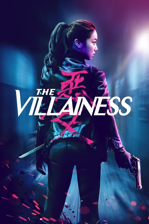The Villainess - Movie Poster