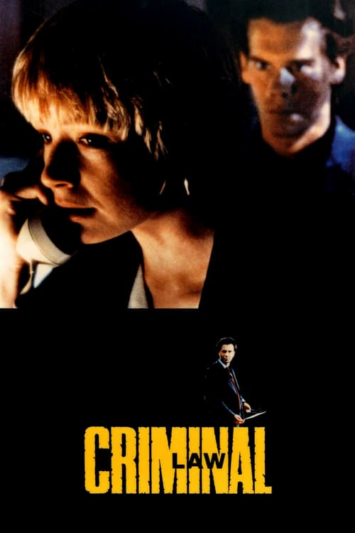 Criminal Law - Movie Poster