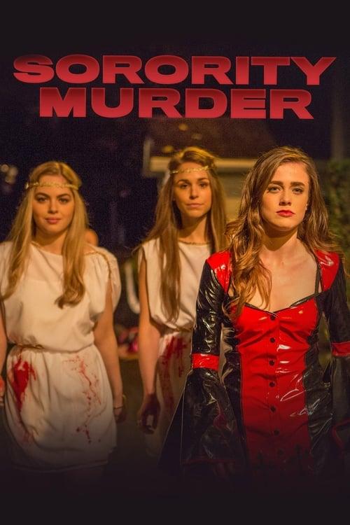 Sorority Murder - Movie Poster