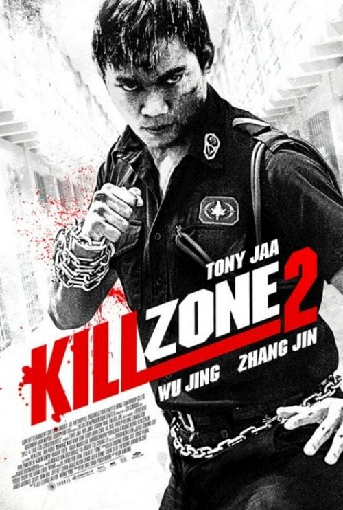 Kill Zone 2 - Movie Poster