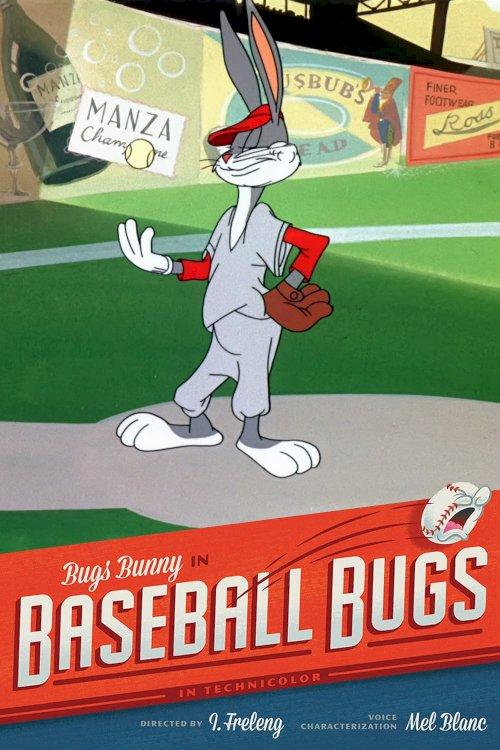 Baseball Bugs - Movie Poster