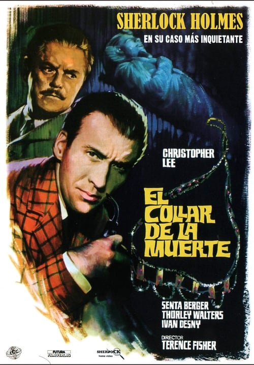 Sherlock Holmes and the Deadly Necklace - Movie Poster