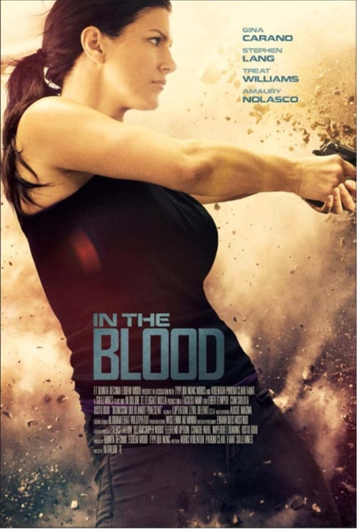 In the Blood - Movie Poster