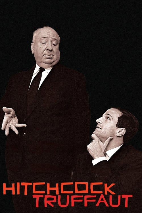 Hitchcock/Truffaut - Movie Poster