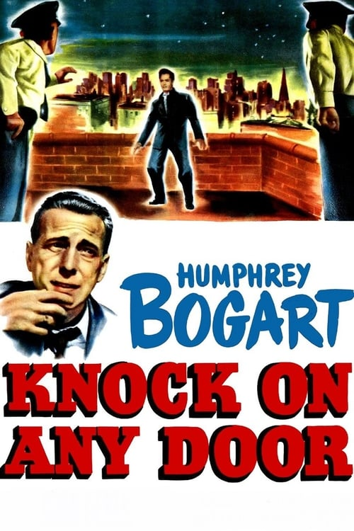 Knock on Any Door - Movie Poster