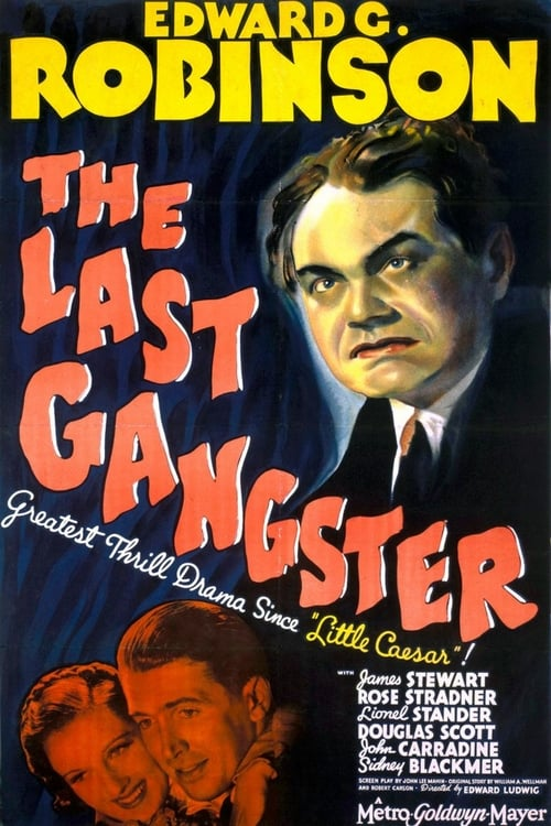 The Last Gangster - Movie Poster