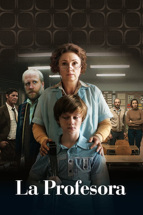 The Teacher - Movie Poster