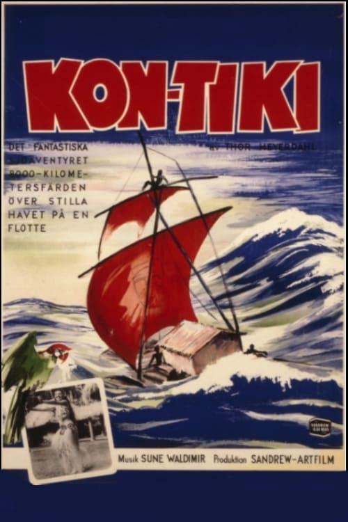 Kon-Tiki - Movie Poster