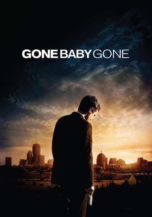 Gone Baby Gone - Movie Poster