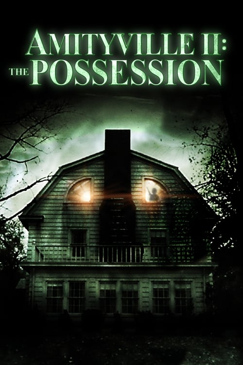 Amityville II: The Possession - Movie Poster