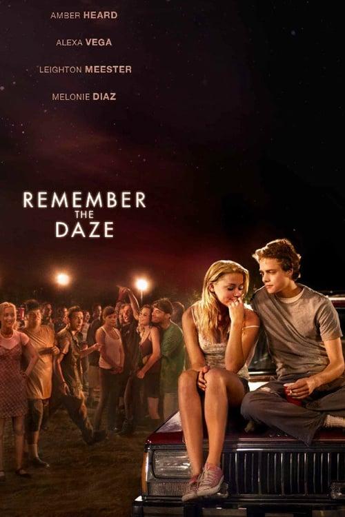 Remember the Daze - Movie Poster