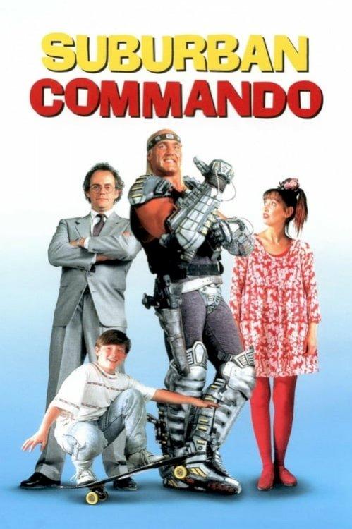Suburban Commando - Movie Poster