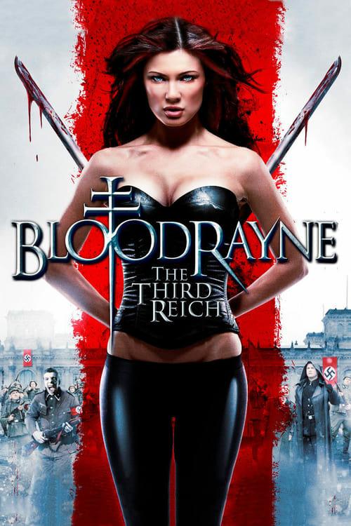 BloodRayne: The Third Reich - Movie Poster