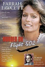 Murder on Flight 502 - Movie Poster