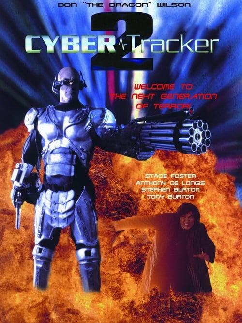 CyberTracker 2 - Movie Poster