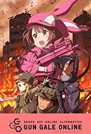 Sword Art Online Alternative: Gun Gale Online - Movie Poster