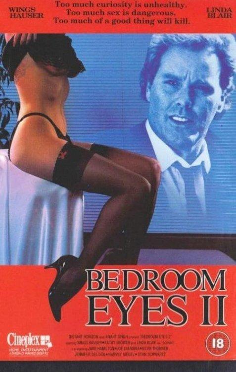Bedroom Eyes II - Movie Poster