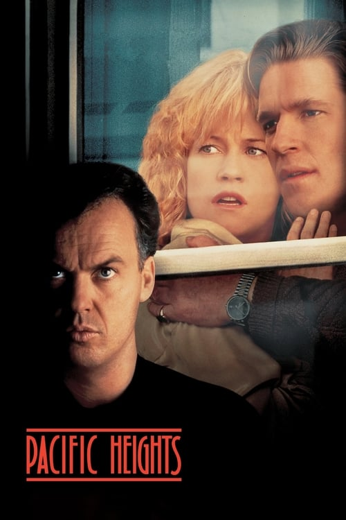 Pacific Heights - Movie Poster