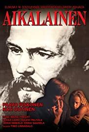 Aikalainen - Movie Poster