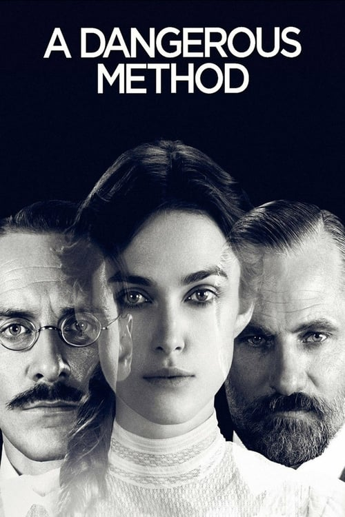 A Dangerous Method - Movie Poster