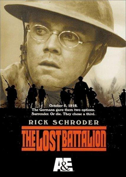 The Lost Battalion - Movie Poster