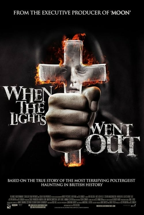 When the Lights Went Out - Movie Poster