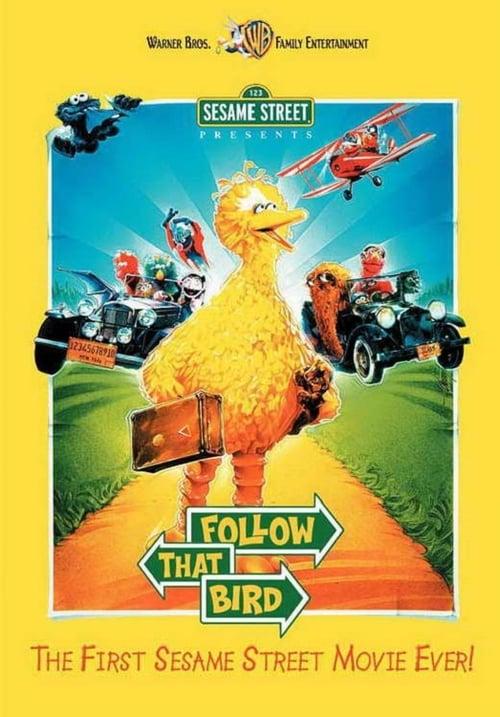 Follow That Bird - Movie Poster