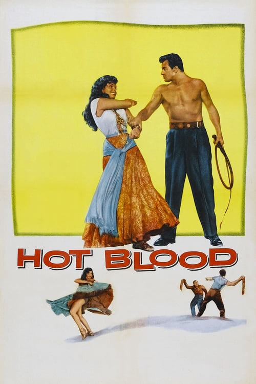 Hot Blood - Movie Poster
