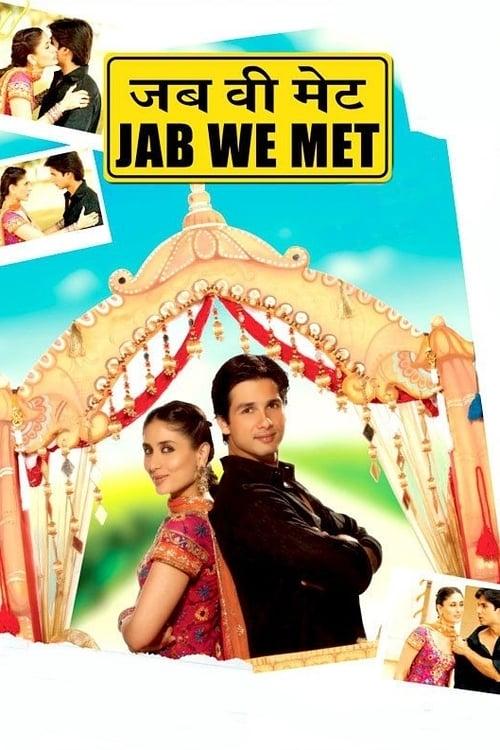 Jab We Met - Movie Poster