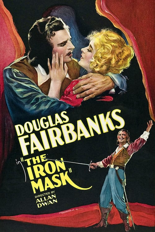 The Iron Mask - Movie Poster