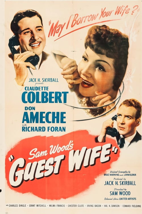 Guest Wife - Movie Poster