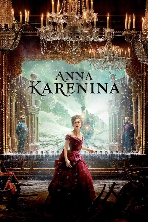 Anna Karenina - Movie Poster