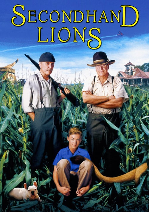 Secondhand Lions - Movie Poster