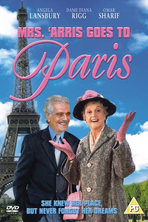 Mrs. 'Arris Goes to Paris - Movie Poster