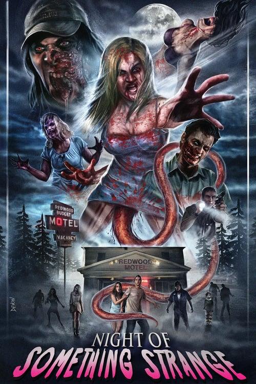 Night of Something Strange - Movie Poster