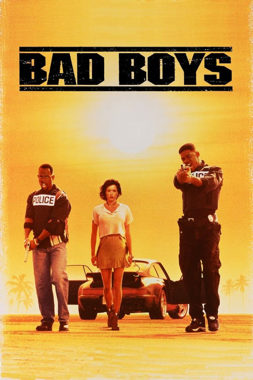 Bad Boys - Movie Poster