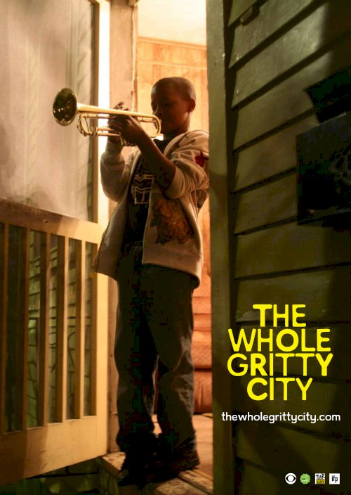 The Whole Gritty City - Movie Poster